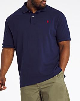 Polo Ralph Lauren Navy Classic Short Sleeve Polo