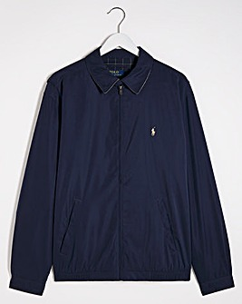 Polo Ralph Lauren Navy Bi-Swing Windbreaker