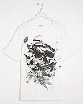 Jack & Jones Brian Organic Crew Neck T-Shirt