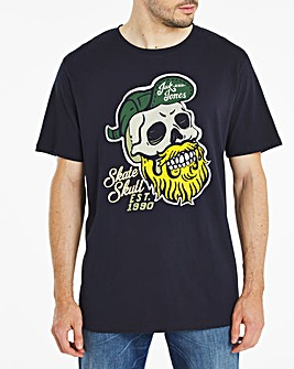 Jack & Jones Skulling Crew Neck T-Shirt