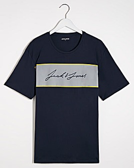 Jack & Jones Orhikari Crew Neck T-Shirt