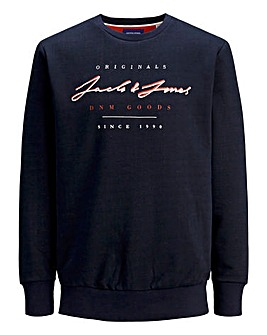 Jack & Jones Station Sweat Crew