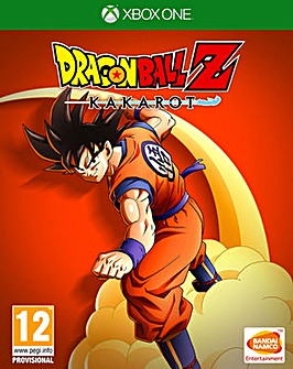 Dragon Ball Z Kakarot Xbox One