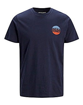 Jack & Jones Torpedo Crew Neck T-Shirt