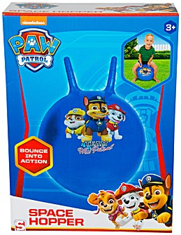 Paw Patrol Pack Space Hopper