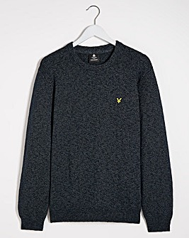 Lyle & Scott Mottled Jumper