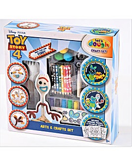 Toy Story MYO Forky, Ducky & Bunny Set