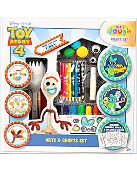 Toy Story MYO Forky, Ducky & Bunny Set