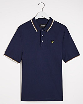Lyle & Scott Tipped Polo Shirt