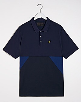 Lyle & Scott Trio Geo Polo Shirt