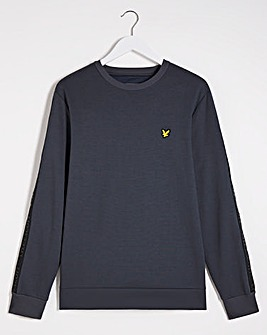 Lyle & Scott Sport Tape Sweatshirt