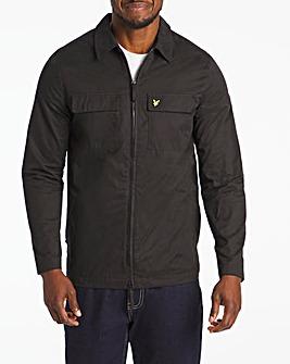 Lyle & Scott Cotton/ Nylon Overshirt