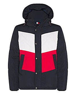 Tommy Hilfiger Colour Block Jacket