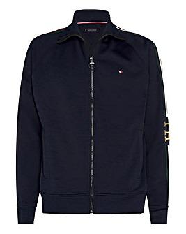Tommy Hilfiger Monogram Zip Sweatshirt