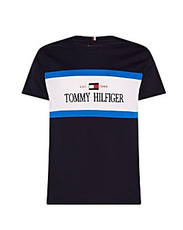 Tommy Hilfiger Cut and Sew T-Shirt