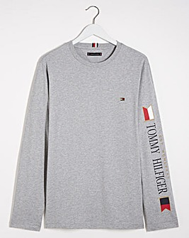 Tommy Hilfiger Mirrorder Flags T-Shirt