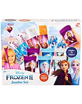 Disney Frozen 2 Slime Jumbo Set