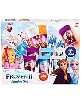 Disney Frozen 2 Slime Jumbo Set