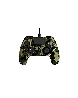 Mayhem PS4 Wired Controller Green Camo