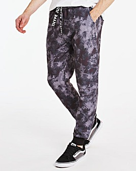 Hype Acid Wash Jogger