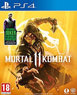 Mortal Kombat 11 Inc Joker DLC PS4