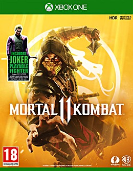 Mortal Kombat 11 Inc Joker DLC Xbox One