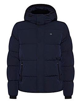 Calvin Klein Crinkle Nylon Mid Jacket