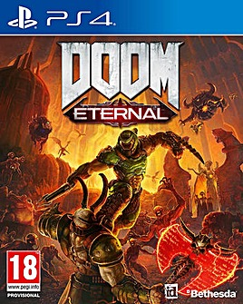 Doom - Eternal PS4