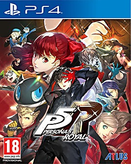 Persona 5 Royal Launch Edition PS4