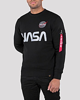 Alpha Industries Reflective Sweatshirt