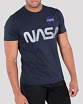 NASA Rainbow Reflective T-Shirt