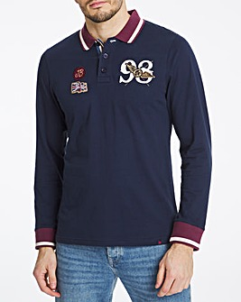 Joe Browns Long Sleeve 98 Polo