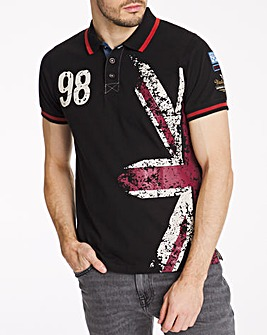 Joe Browns Union Jack Polo