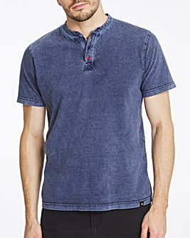 Joe Browns Short Sleeve Henley T-Shirt