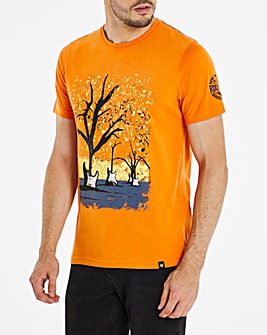 Joe Browns Guitar Tree T-Shirt
