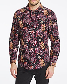 Joe Browns Paisley Shirt