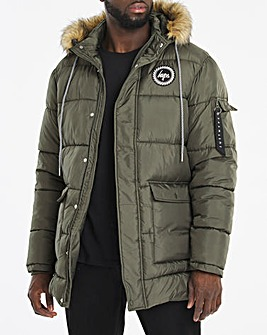 Hype Khaki Explorer Jacket