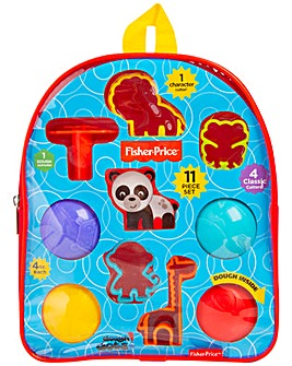 Fisher Price Dough Backpack