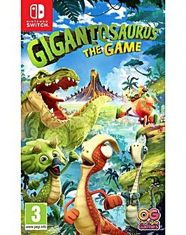 Gigantosaurus The Game Nintendo Switch