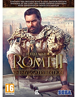 Rome II Enemy At The Gates PC