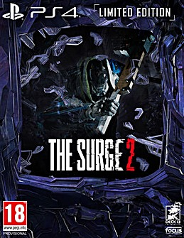 The Surge 2 - Limited Edition PS4