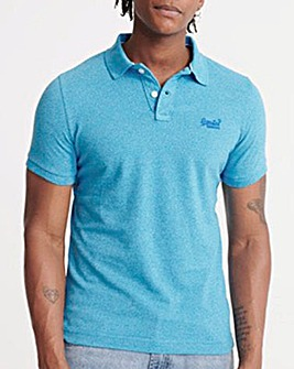 Superdry Short Sleeve Pique Polo