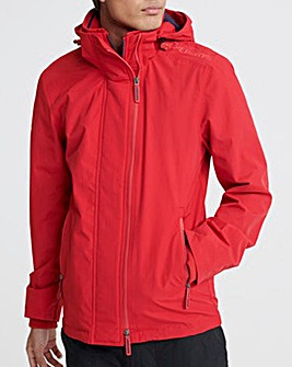 Superdry Tech Hood Zip Windcheater