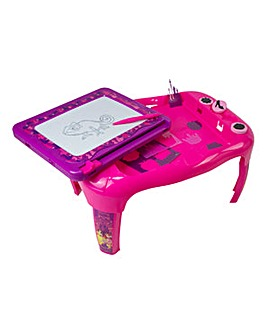 Disney Princess 2-in-1 Magic Desk, 20pcs