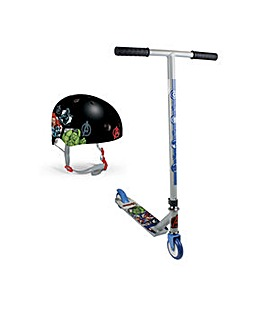 Marvel Avengers Assemble Scooter Set