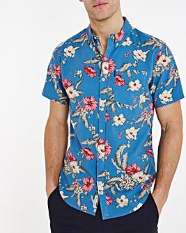 Original Penguin Floral Print Shirt
