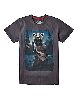 Joe Browns Bear Guitar T-Shirt