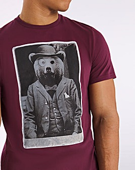 Joe Browns Suited Bear T-Shirt