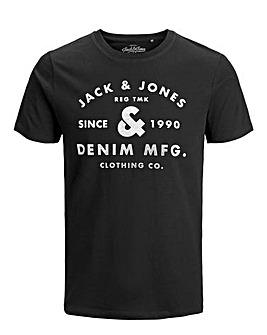 Jack & Jones Jeans Print T-Shirt