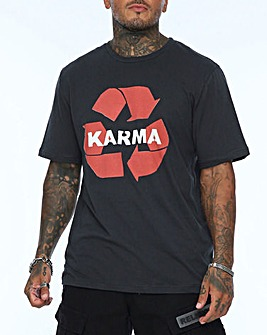Religion Karma T-Shirt